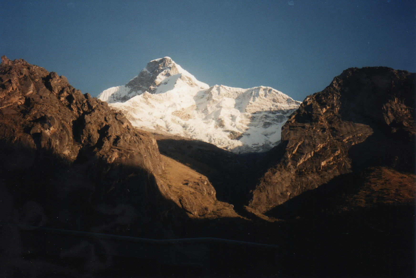 The Peaks of the Huascaran National Park